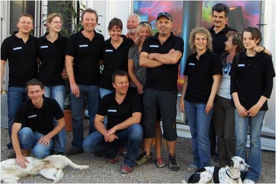 RaumFabrik, Weil am Rhein, Team